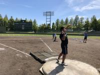 投擲練習2